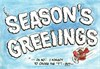 "Gift of Wings 220 Aviation Greeting Cards ""Seasons Greetings Cards"" - 10 Pack"