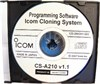 ICOM CS-A210 Cloning Software for A210