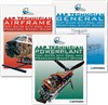 Jeppesen 10033660-005 General, Airframe, Powerplant Test Guides Combo Pack