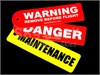 "Skylox 296050005 Skytag ""Danger"" Warning Tag"