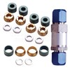 S.U.R. & r. AC128 AC Line Repair/In-Line Filter Kit