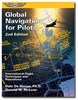 Aviation Supplies & Academics ASA-GNP-2 Global Navigation for Pilots Softcover Book