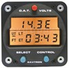Davtron 1065-803-14V 14-Volt Lighting Voltmeter, OAT & Digital Clock with Temp Probe