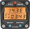 Davtron 1066-803-28V 28-Volt Lighting Voltmeter, OAT & Digital Clock with Temp Probe