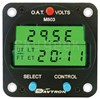 Davtron 1067-803-5V-NVG 5-Volt Green NVG Lighting Voltmeter, OAT & Digital Clock