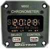 Davtron 850-28V Gmt - Let - Ft - Et - Led Clock - 28V - Illuminating Buttons - Front Mount