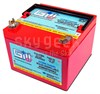 Gill 7242-14 LT Series 24-Volt/16Ah Extreme Cranking Sealed Lead Acid Aircraft Battery